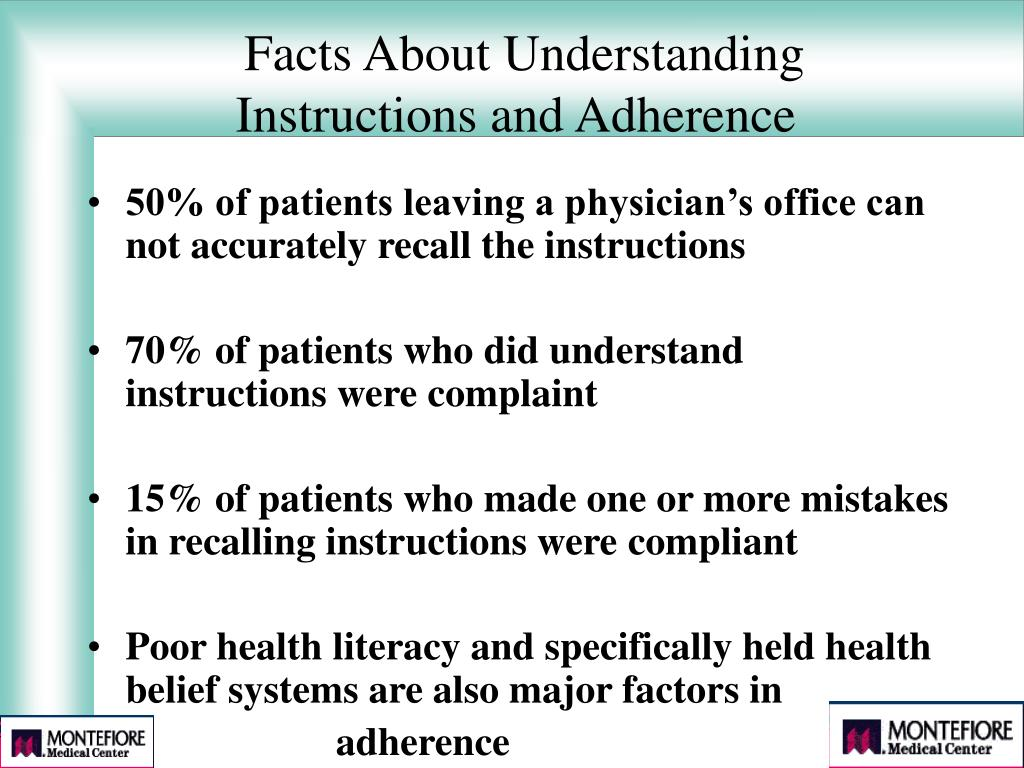 Facts About Understanding