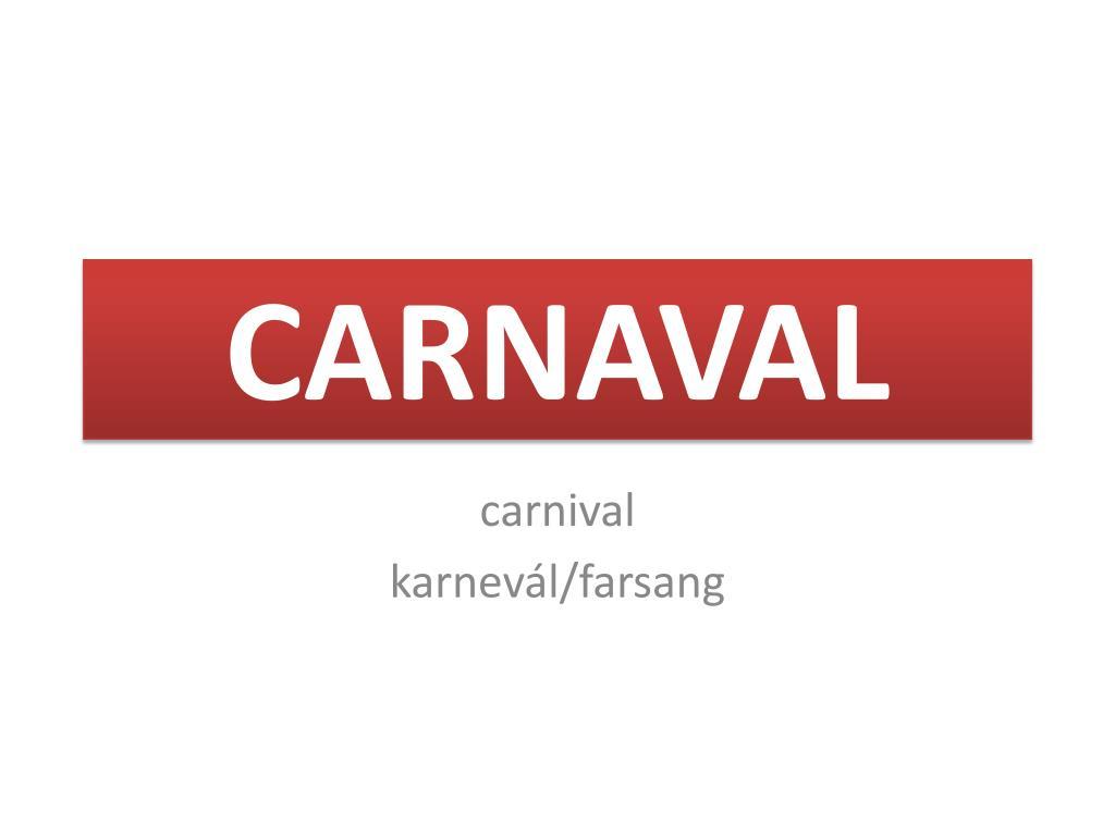 carnaval l.