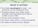 what is autism5