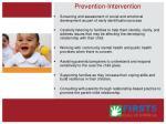 prevention intervention