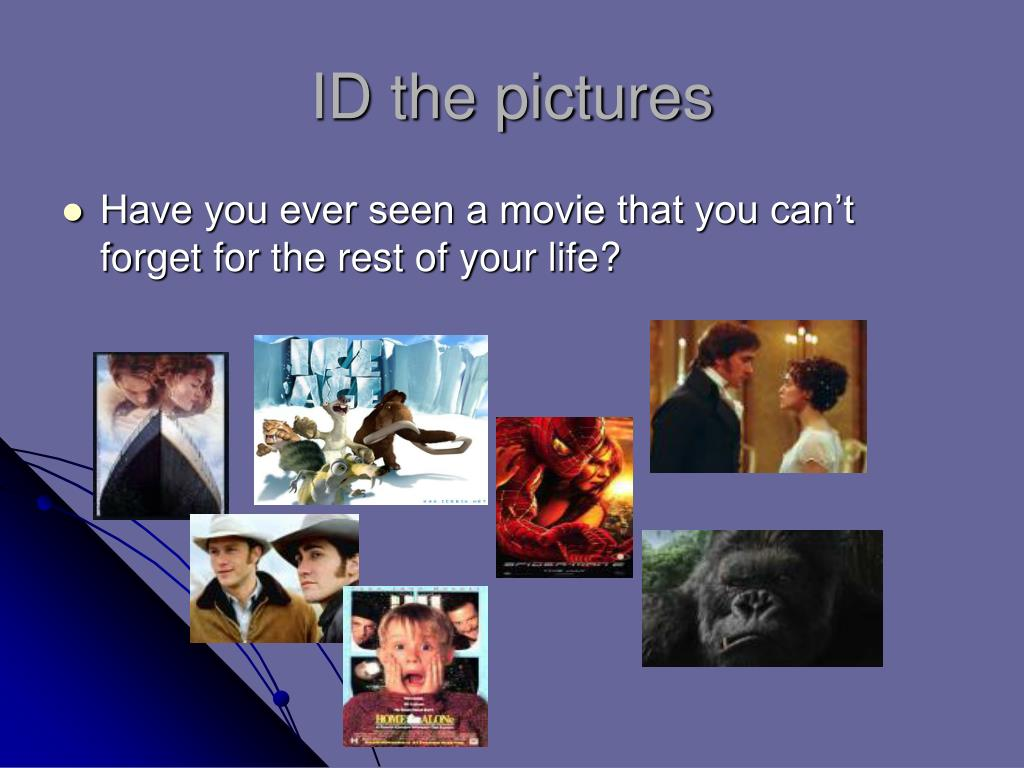 ID the pictures