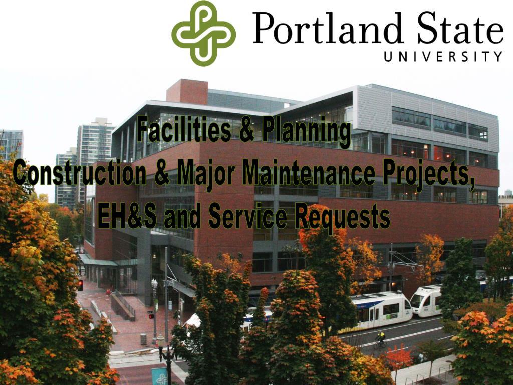 Facilities & Planning