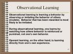 observational learning1