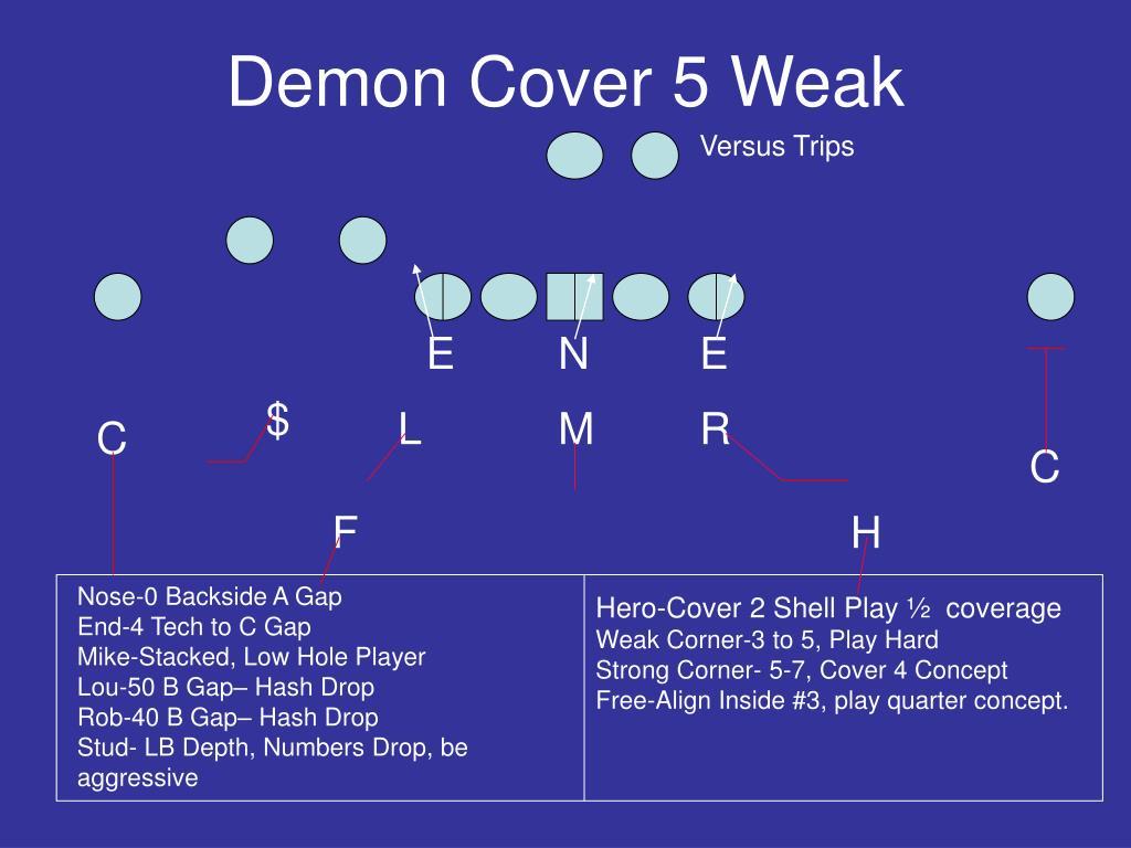 Demon Cover 5 Weak