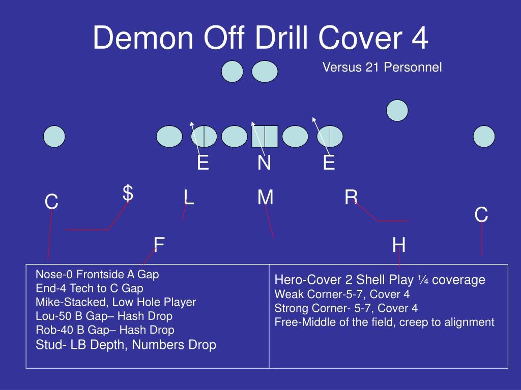 Demon Off Drill Cover 4