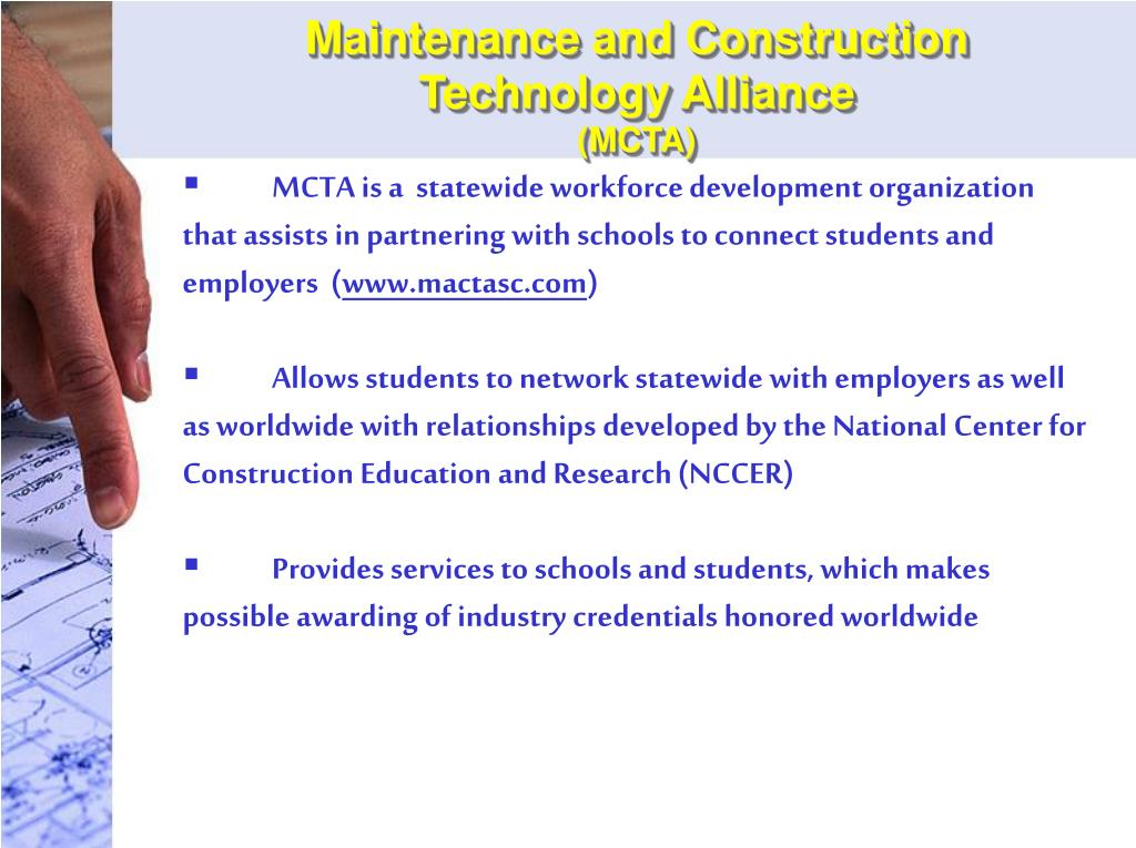 Maintenance and Construction