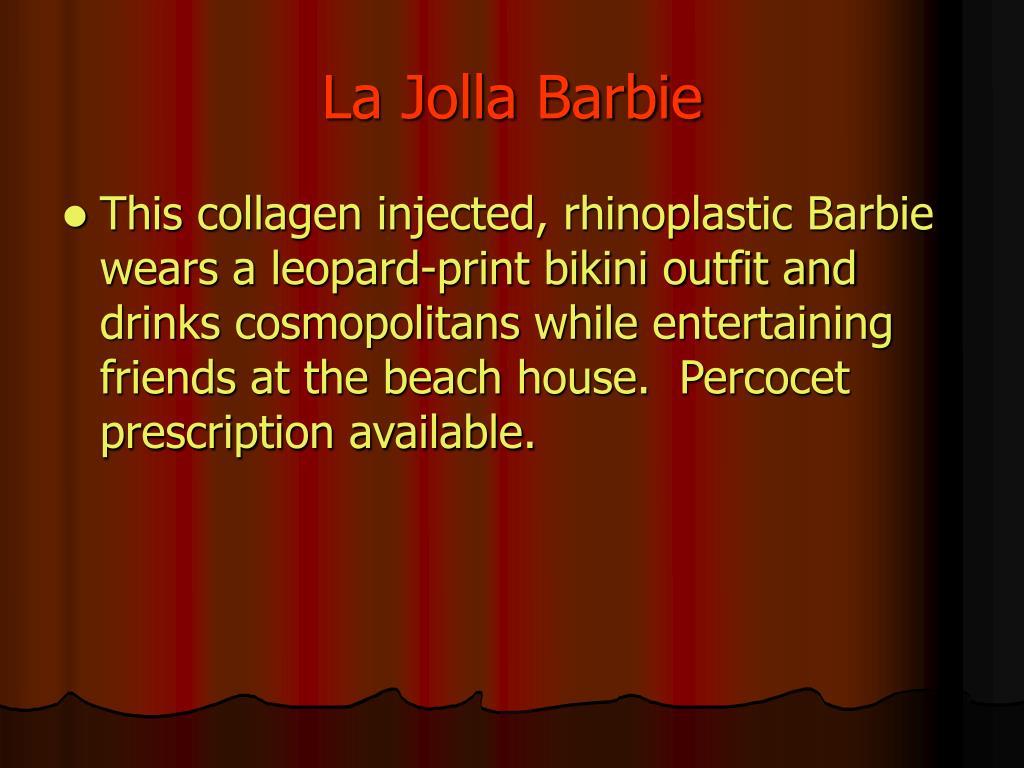 La Jolla Barbie
