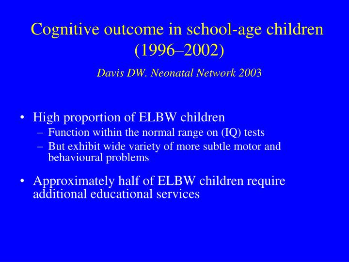 cognitive processes of the school age child Theories that focus on describing the cognitive processes that underlie thinking at any one age and cognitive growth over time  cognitive development in childhood.
