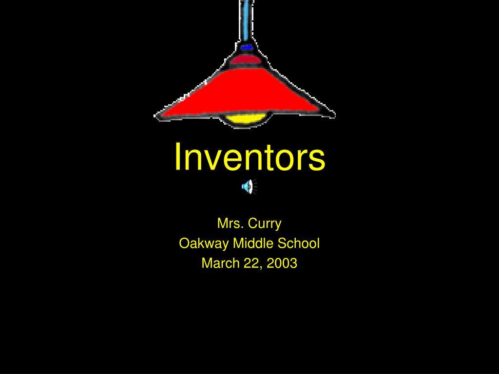 inventors l.