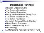 donoredge partners