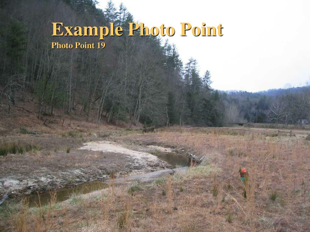 Example Photo Point