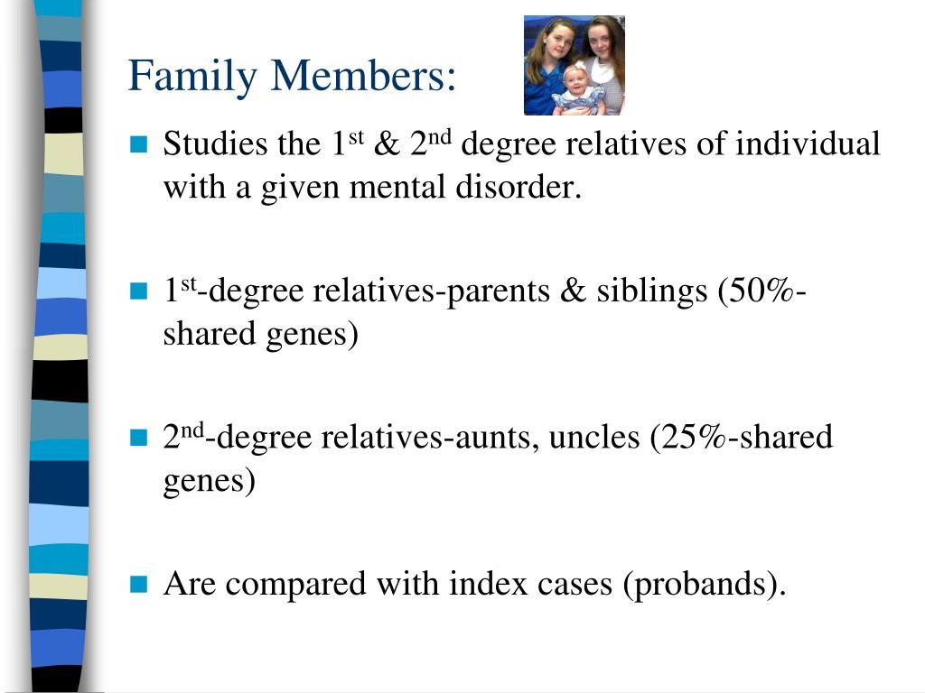 Family Members: