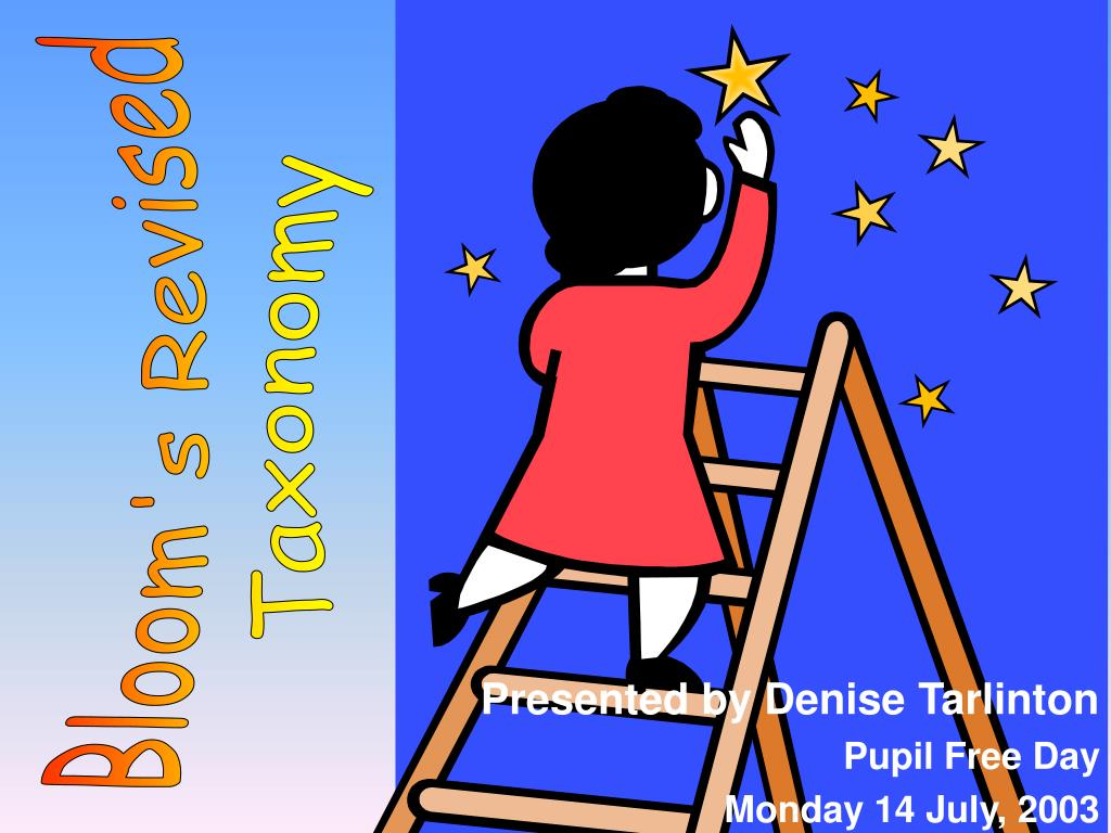 presented by denise tarlinton pupil free day monday 14 july 2003 l.