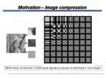 motivation image compression
