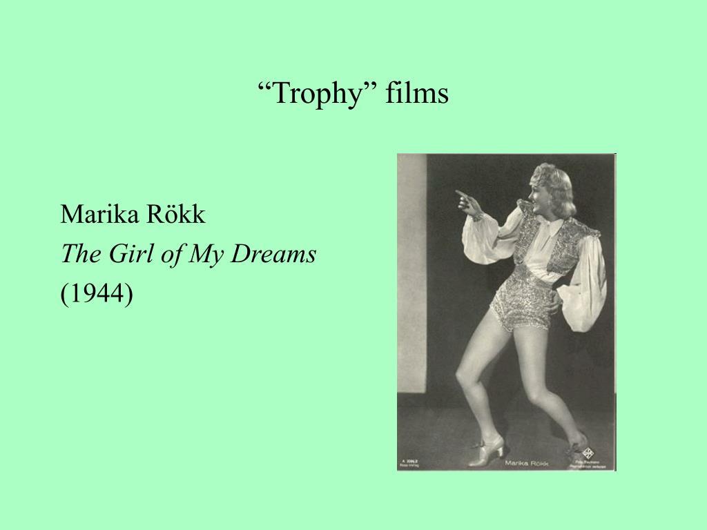 """""""Trophy"""" films"""