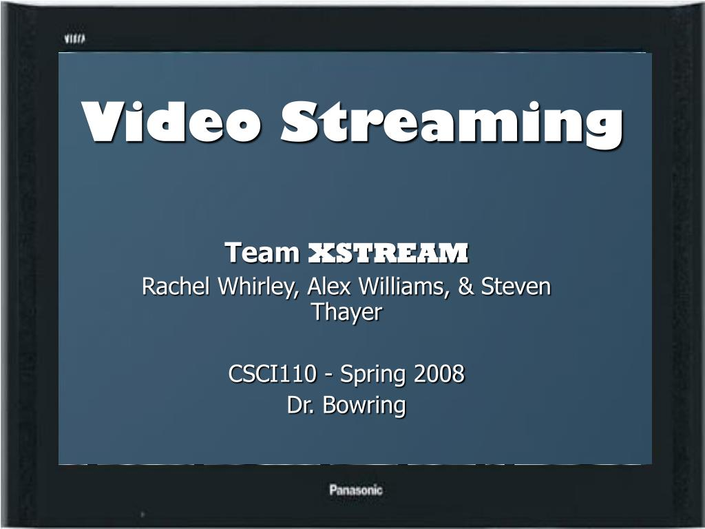 video streaming l.