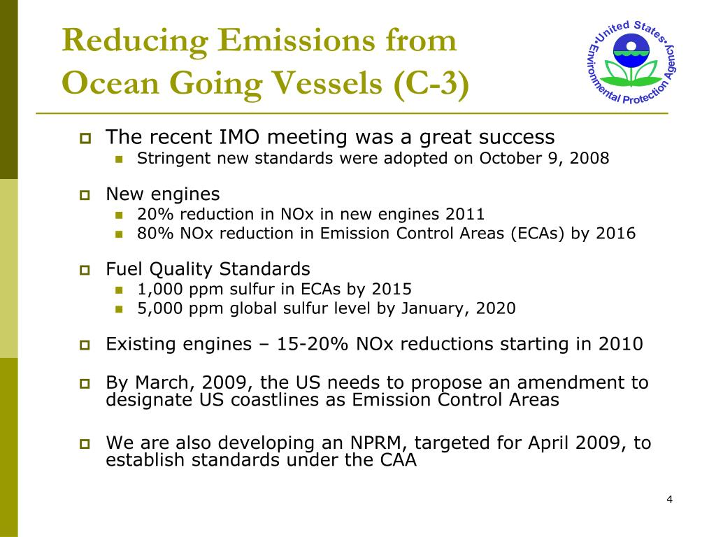 Reducing Emissions from