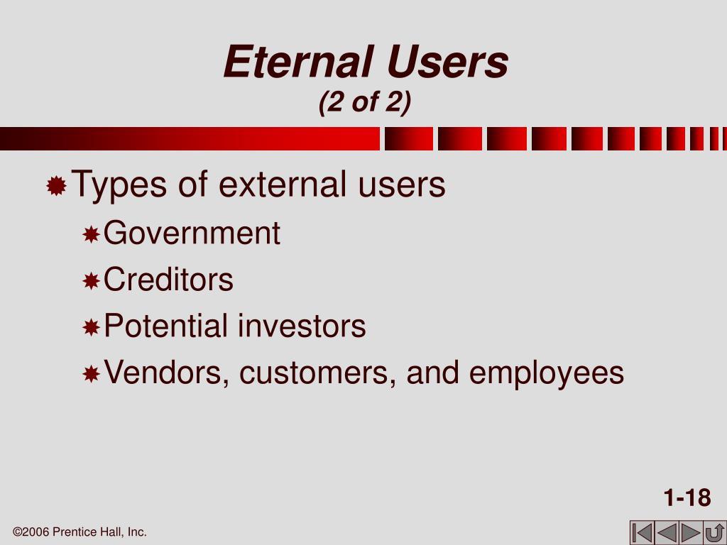 Eternal Users