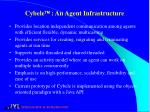 cybele an agent infrastructure