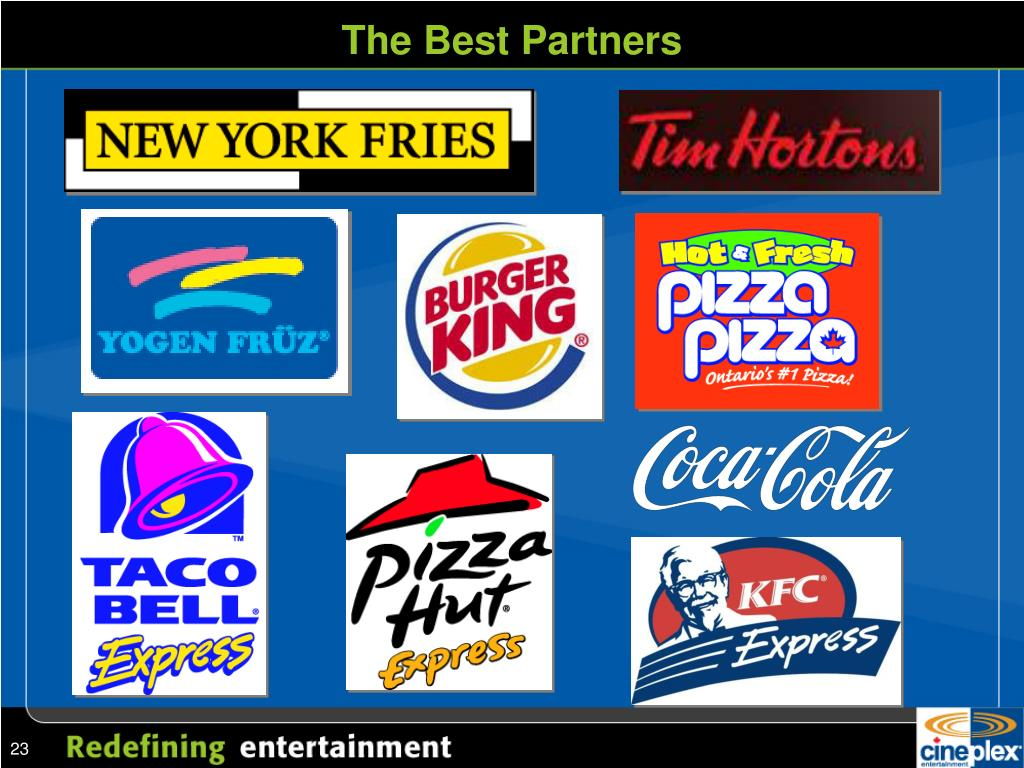 The Best Partners