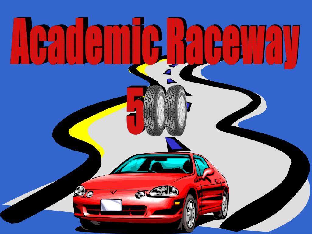 academic raceway 500 l.
