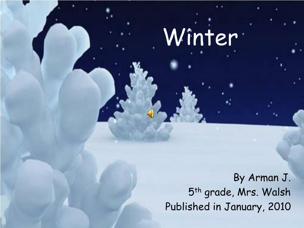 winter l.