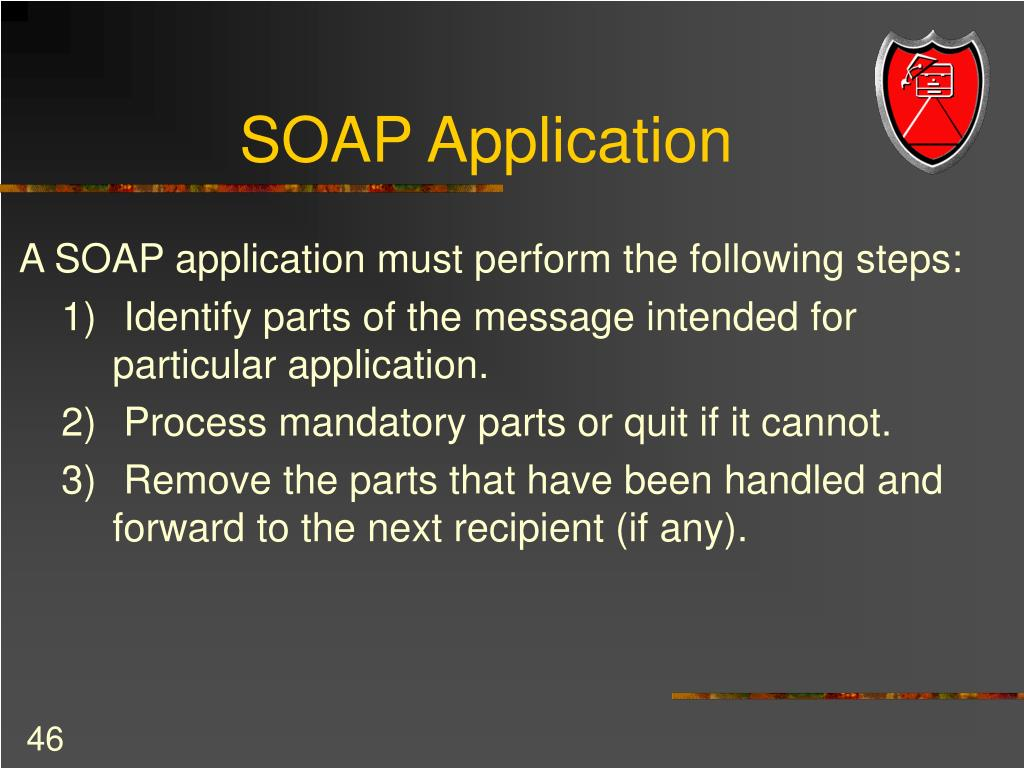 SOAP Application