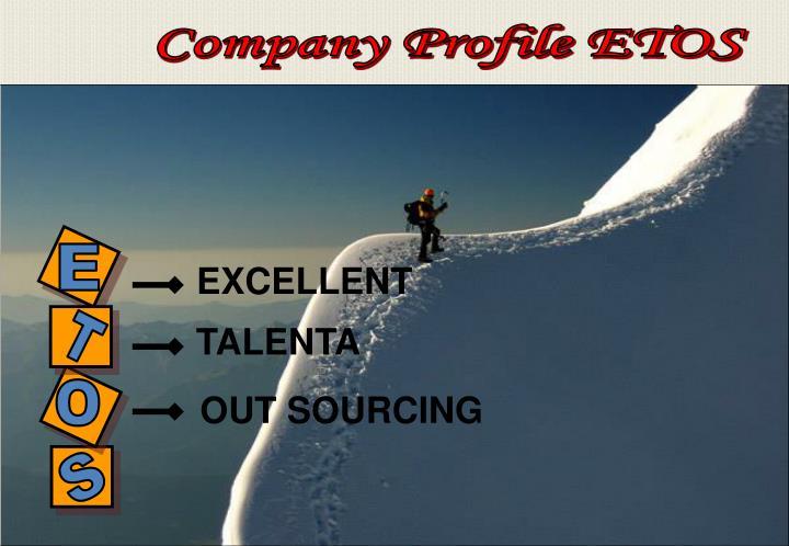 Pt e talenta outsourcing