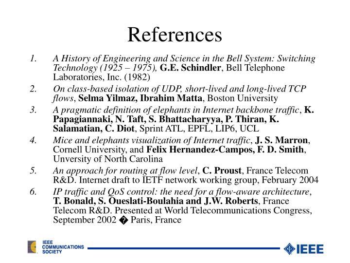 references n.