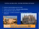 castell de bellver centre hist ric de palma