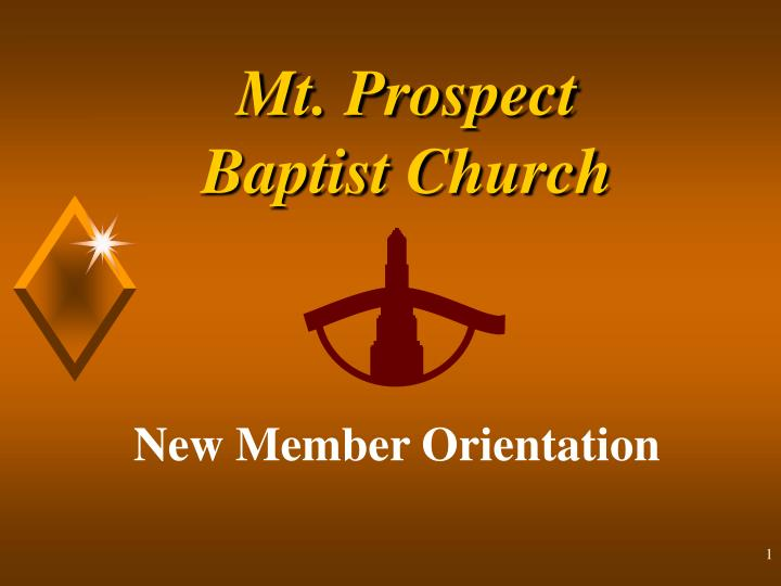 mt prospect baptist church n.