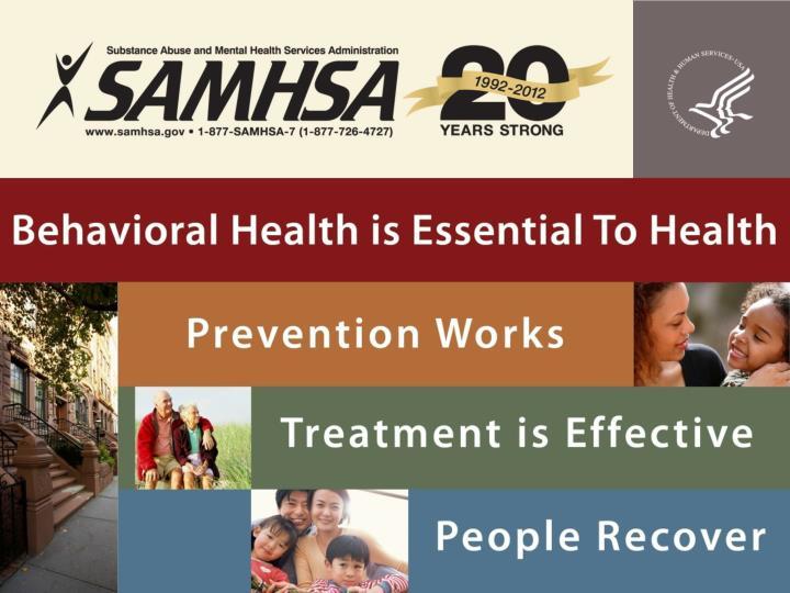 Pre application webinar for primary and behavioral health care integration pbhci