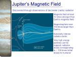 jupiter s magnetic field
