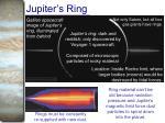 jupiter s ring