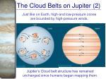 the cloud belts on jupiter 2