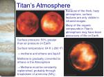 titan s atmosphere