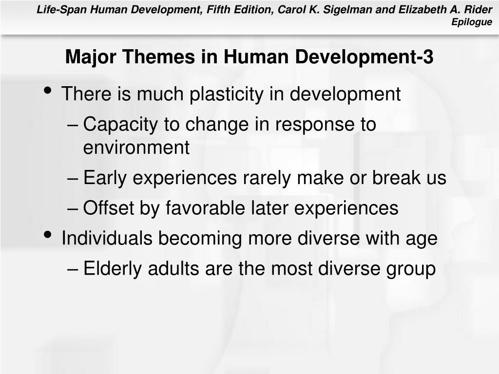 Major Themes in Human Development-3