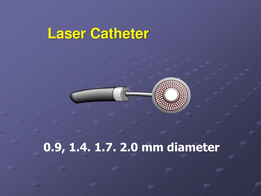 Laser Catheter