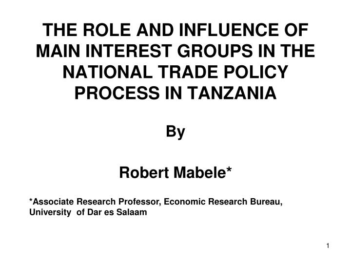 the role and influence of private interest groups on the american political scheme The south african private healthcare sector: role and contribution to the economy  in addition to private hospital groups' financial linkages to the economy,.