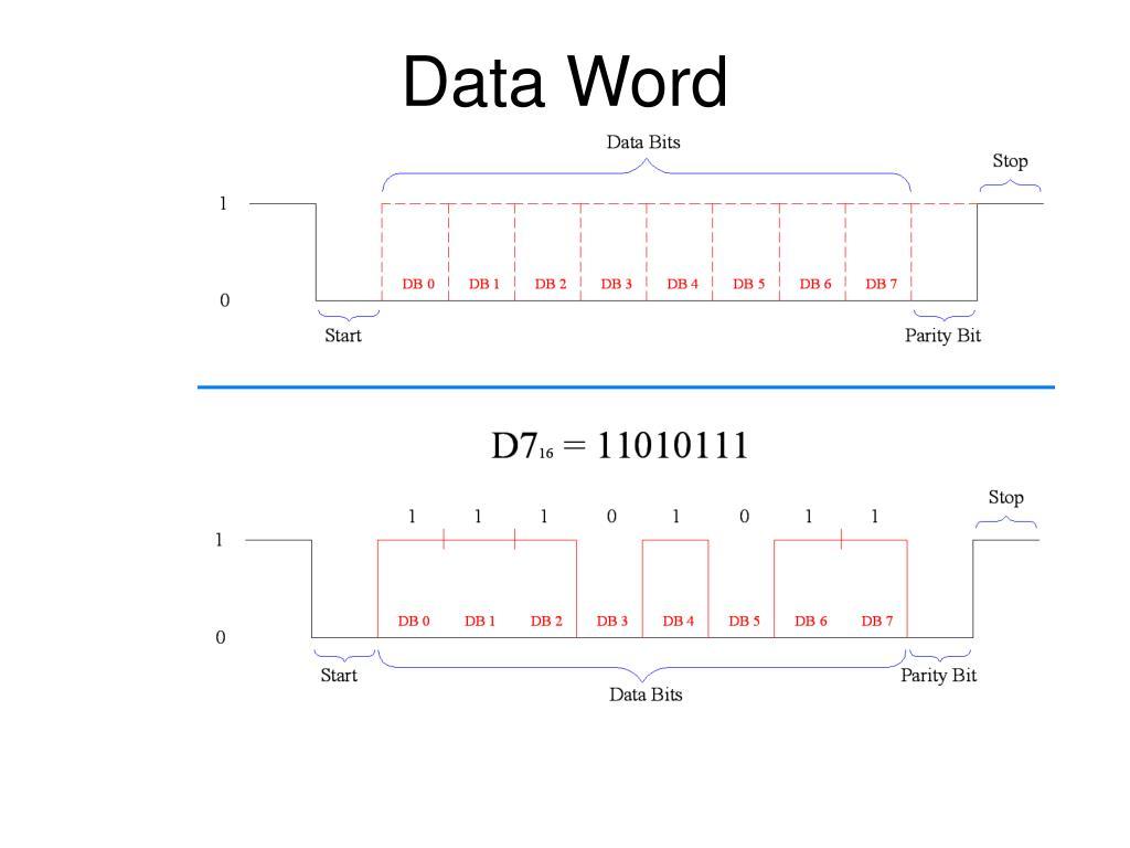 Data Word