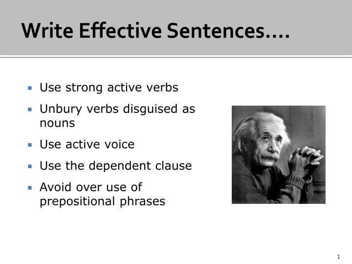 avoiding to be verbs in essays