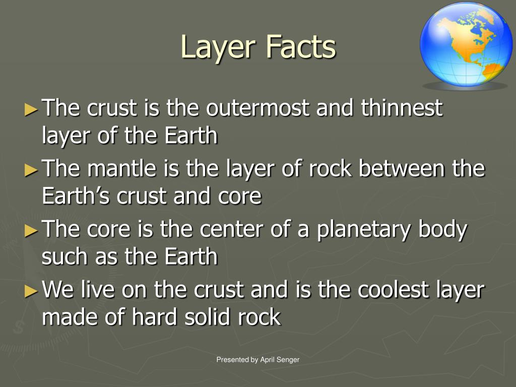 Layer Facts