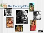 the fleming effect