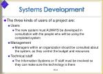systems development4
