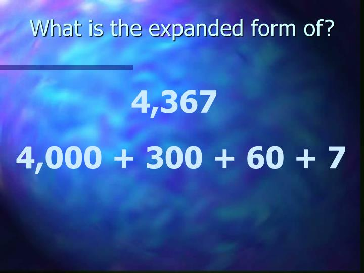 Ppt Math Flash Place Value Powerpoint Presentation Id757822