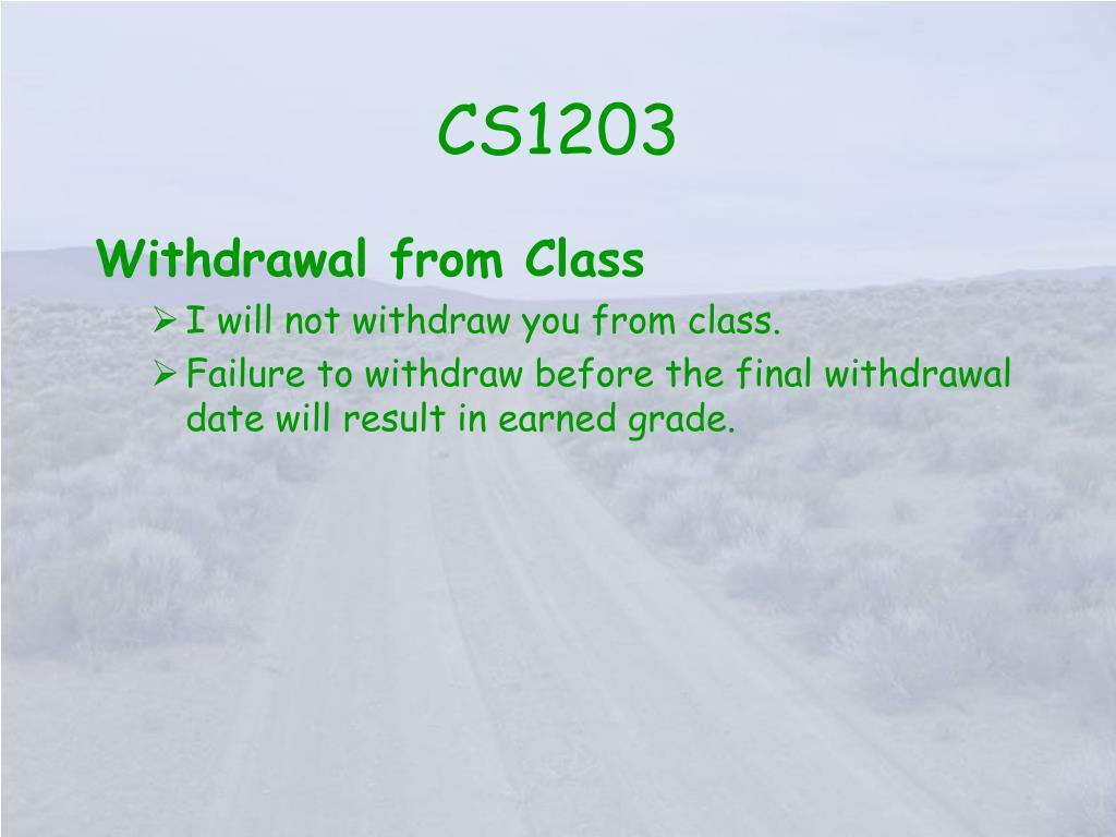CS1203