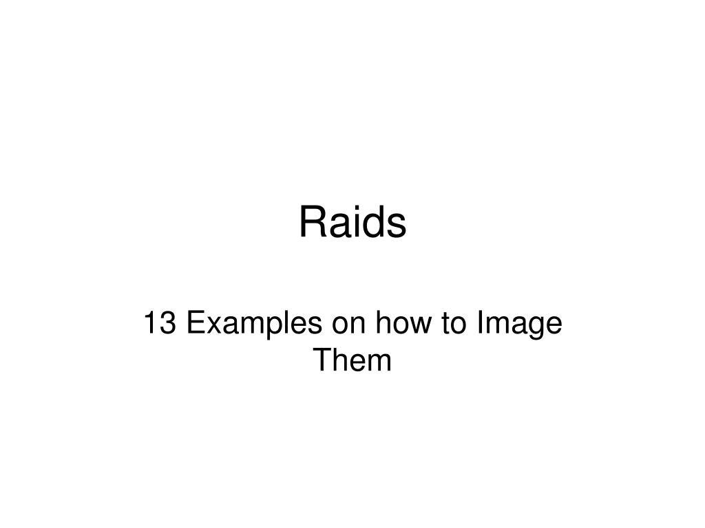 raids l.