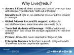 why live@edu