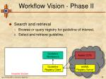 workflow vision phase ii52