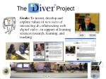 the diver project